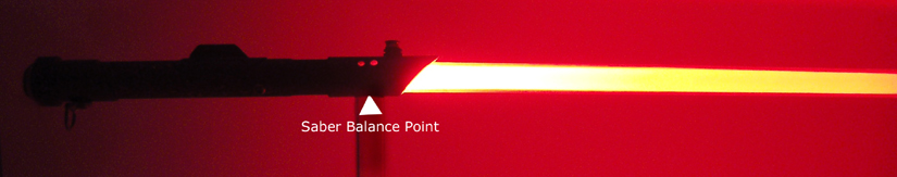 Saber Balance Point