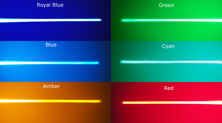 Blade Colors