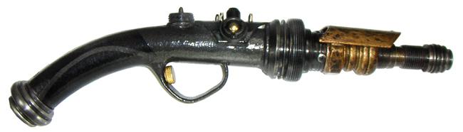 Custom Bording Pistol