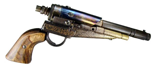 Custom Sixgun